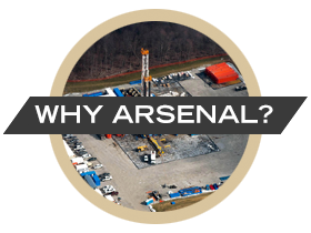 Arsenal Resources - Why Arsenal